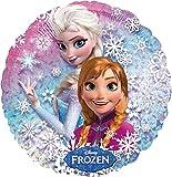 amscan 34047 Disney Frozen Mylar, Globo, Multicolor