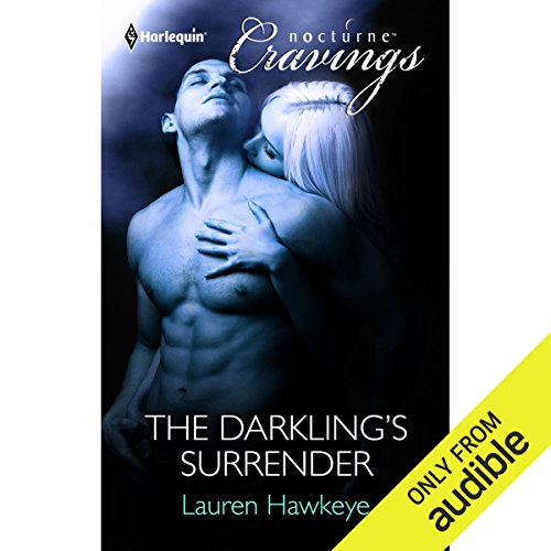 The Darkling's Surrender audiobook cover art