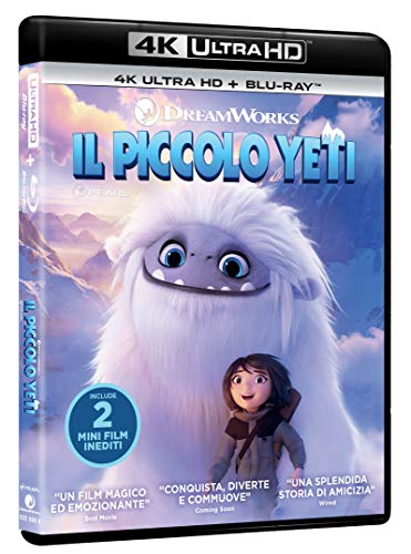 Il Piccolo Yeti - 4K Ultra Hd + Blu-Ray (2 Blu Ray)