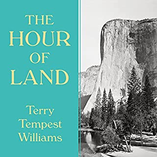 The Hour of Land audiobook cover art