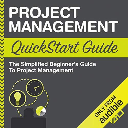 Project Management QuickStart Guide cover art