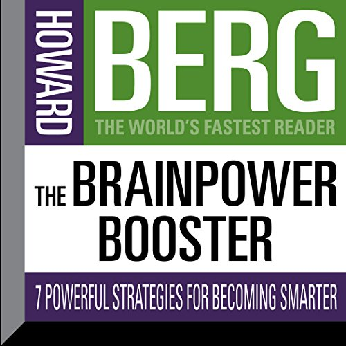 The Brainpower Booster audiobook cover art
