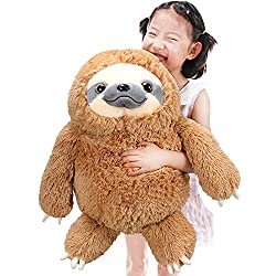 Huge Adorable Sloth Stuffed Animal