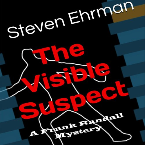 The Visible Suspect audiobook cover art