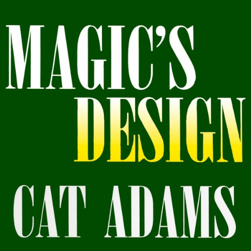 Magic's Design audiobook cover art