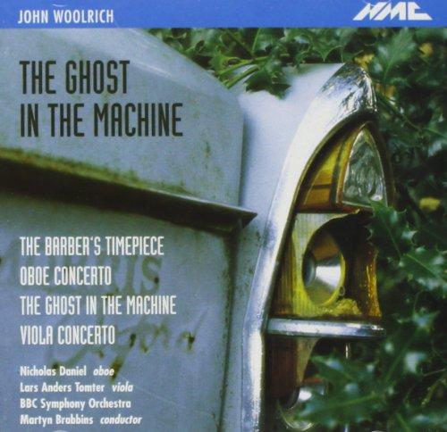 Viola / Nichola Lars Anders Tomter - Woolrich: The Ghost In The Machine