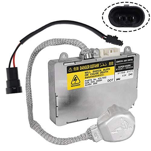 81107-2D020 KDLT002 DDLT002 HID Headlight Ballast Control Unit Module for Toyota Lexus Lincoln MOTOALL