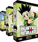 HUNTER×HUNTER TV(1999年版) OVA コンプリート DVD-BOX (全92話, 2100分) ハンターハンター 冨樫義博 アニメ DVD Import PAL, 再生環境をご確認ください