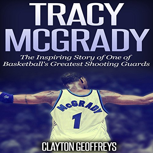 Tracy McGrady audiobook cover art