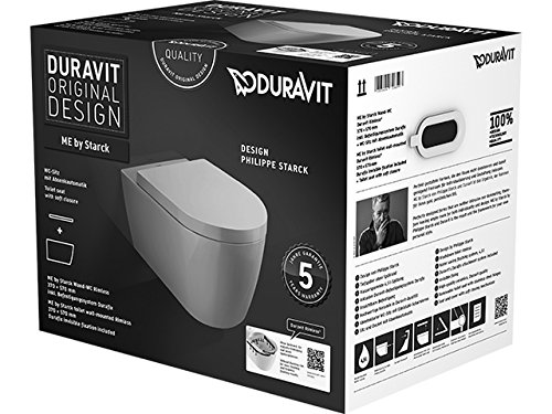 Duravit Stilvolles Design by Philippe Starck