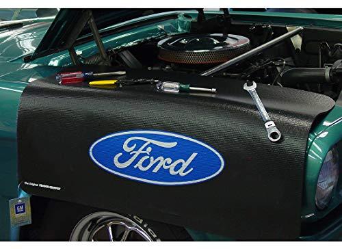 Fender Gripper FG2101 Mat (Ford Blue Oval), 1 Pack