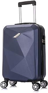"Women&Menluggage Boardingtrolley Case Suitcase Universal Wheel College Student Box 20-24""Waterproof Wear-Resistant,B,20inches"