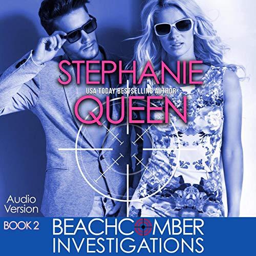 Beachcomber Investigations audiobook cover art