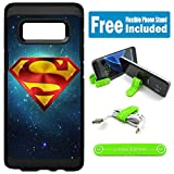 for Samsung [Galaxy S10e] [Galaxy S10 Lite] Hybrid Rugged Hard Cover Case - Superman Universe
