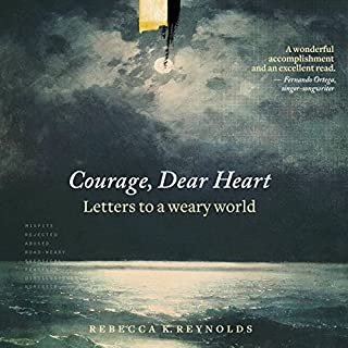Courage, Dear Heart audiobook cover art