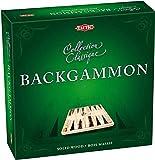 Tactic- Coffret Backgammon Bois, 40219