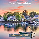 New Hampshire Calendar 2021