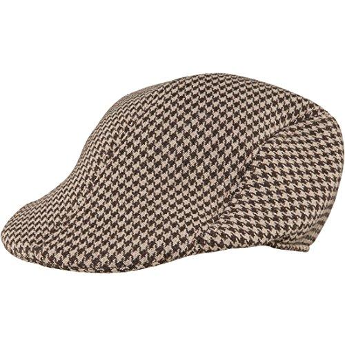 Amakando Gorra británica, gorra inglesa, gorra de los años...