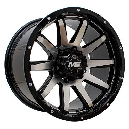 Rines 17 Aluminio 6/139 Pick-Up (4 Rines) Modelo 1302