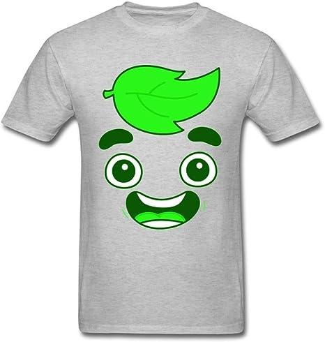 AWonder Camiseta de Dise?o de Cabeza Linda para Hombre Jugo ...