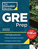 Princeton Review GRE Prep, 2022: 5 Practice Tests + Review &...
