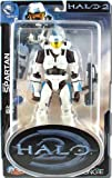 Halo 2 Series 2 White Spartan Action Figure