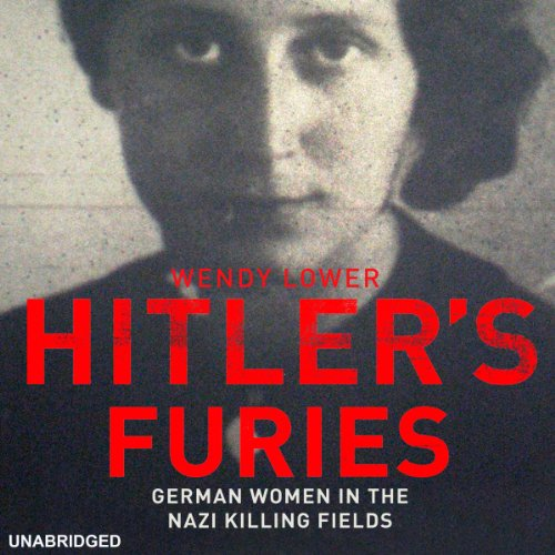 Hitler's Furies cover art