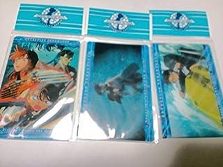 名探偵コナン 水平線上の陰謀 カード 3種