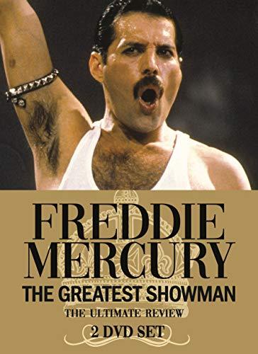 Freddie Mercury - The Greatest Showman (2 Dvd)