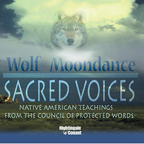 Sacred Voices audiobook cover art