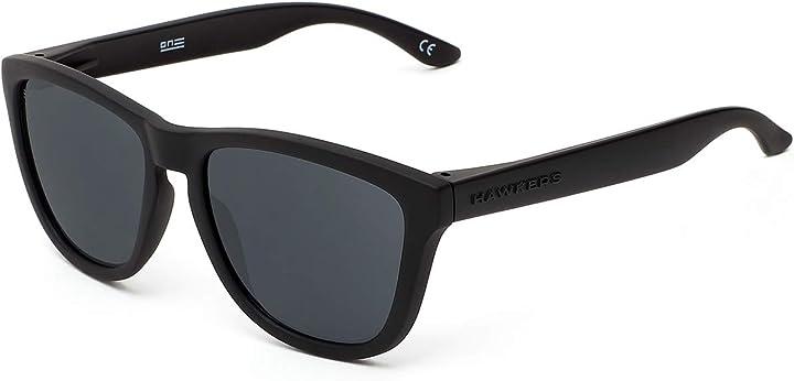 Occhiali hawkers carbon black dark one occhiali da sole unisex-adulto B084F9XB5H