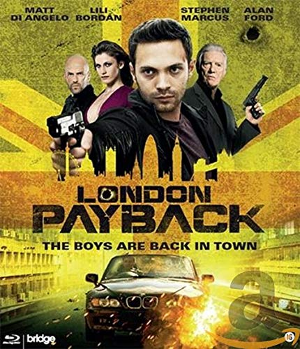 BLU-RAY - London Payback Aka The Smoke (1 BLU-RAY)