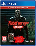 Friday the 13th: The Game Ultimate Slasher Edition - PlayStation 4 [Importación inglesa]