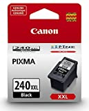 Canon PG-240 XXL Black Ink Cartridge Compatible to MG2120, MG3120, MG4120, MX432, MX522, MX452, MX392, MG2220, MG3220, MG4220, MG3520, MG3620, MX472, MX532, TS5120