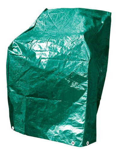 Draper 12914 - Funda de Exterior, Color Verde