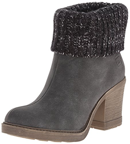 Dirty Laundry by Chinese Laundry Women's Rise N Shine Boot, Black/White, 8.5 M US