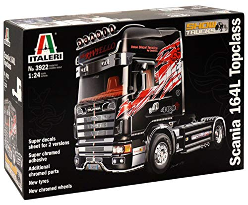 Italeri 3922 1:24 Scania 164L Topclass