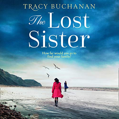 The Lost Sister audiobook cover art