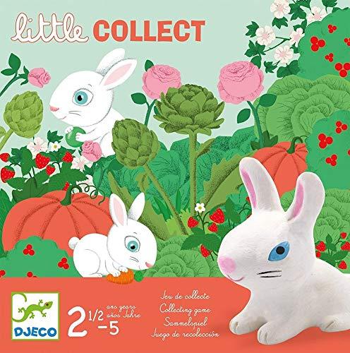 Djeco jeux d'action et reflejosjuegos educativosDjecojuego Little Collect multicolore -15 - Version Espagnole