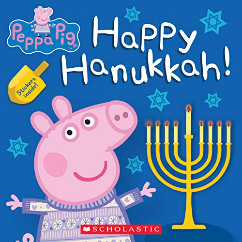 Happy Hanukkah! (Peppa Pig)