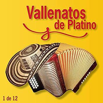Vallenatos De Platino Vol. 1