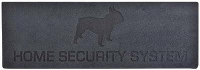 """Esschert Design RB172 Long Dog """"Home Security"""" Doormat"""