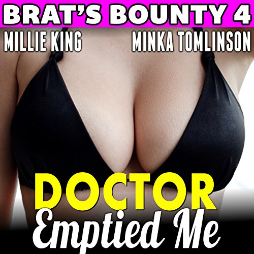 Doctor Emptied Me audiobook cover art