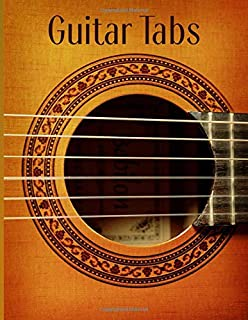 Guitar Tabs: Record your musical compositions
