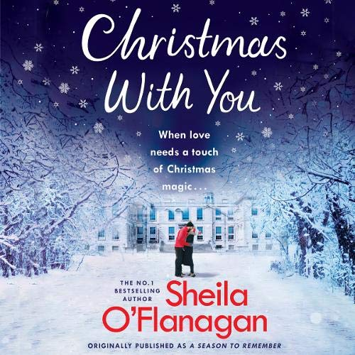 Christmas with You Audiobook By Sheila O'Flanagan cover art