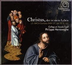 Bach: Cantatas Nos. 27 84 95 & 161 - Christus, der ist mein Leben