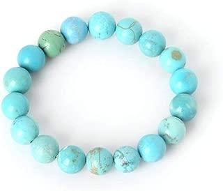 PHLPXL Charm Bracelet With Natural Stone Beads 6mm 8mm 10mm Purple Amethysts Beaded Bracelet For Man Women Jewelry Best Friend Gift