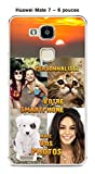 Coque personnalisee Huawei Mate 7 - 6' - avec VOS photos.