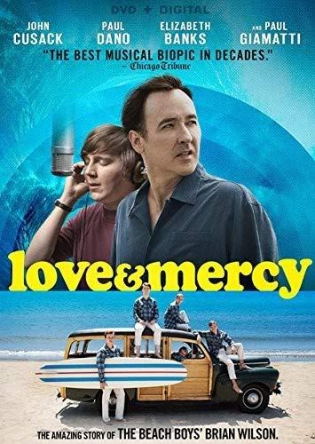 Love & Mercy [DVD + Digital]