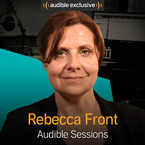 Rebecca Front audiobook cover art